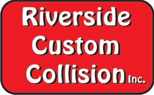 Riverside Custom Collision INC. Logo